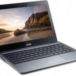 Acer выпустила C720 Chromebook на базе Core i3