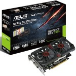 ASUS анонсировала видеокарту Strix GTX 750 Ti OC