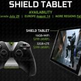 Большая порция слухов о планшете NVIDIA Shield