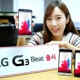 LG представила смартфон  G3 s (LG G3 Beat)