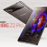 Lenovo презентовала флагман Vibe Z2 Pro