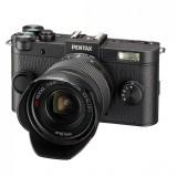 Представлена беззеркальная камера Pentax Q-S1