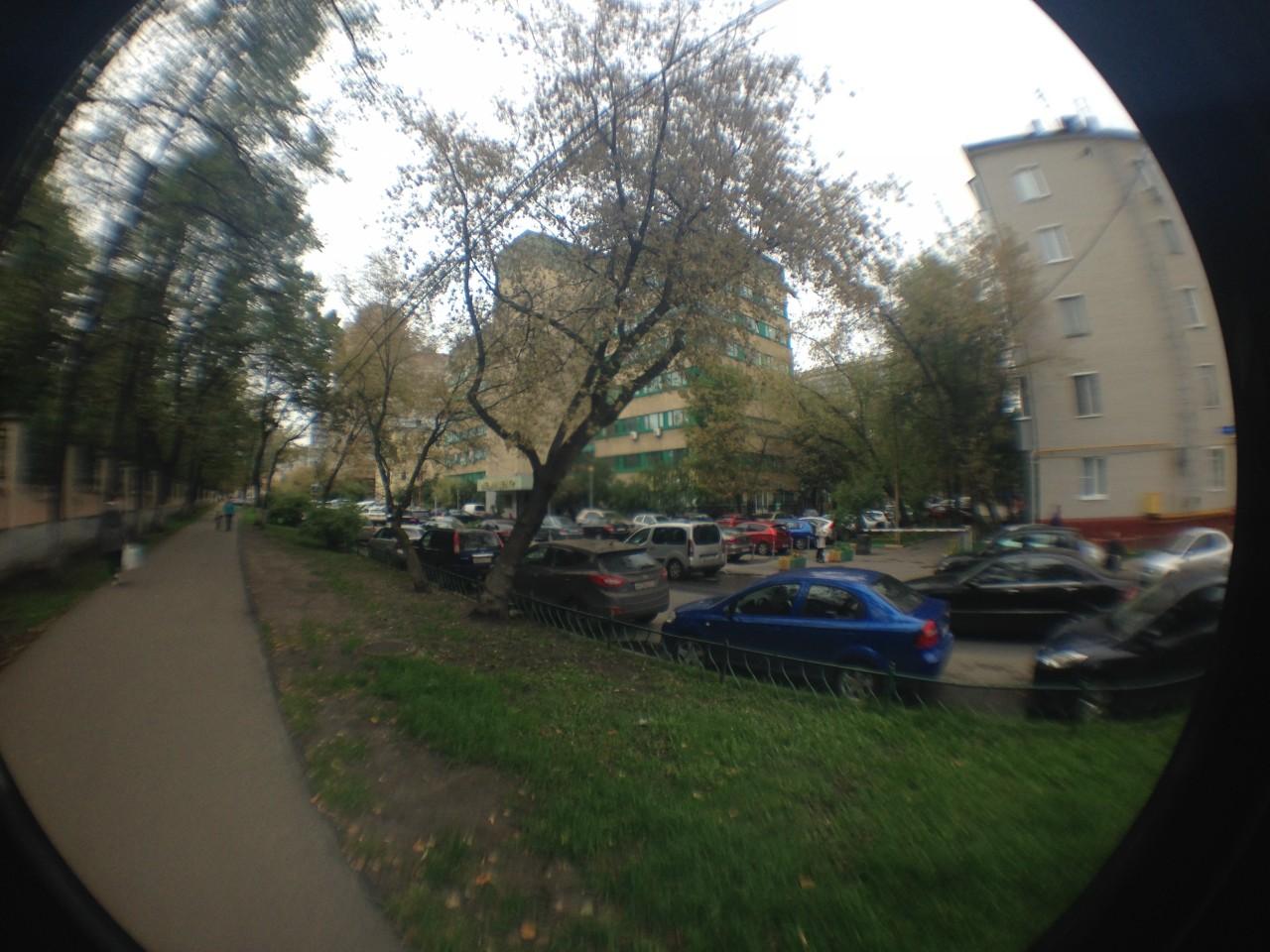 фото с объектива 3в1 для iPhone 5/5S
