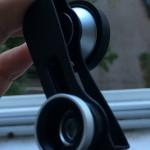 Обзор объектива 3в1 для iPhone 5/5S