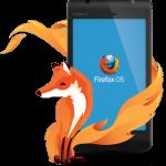 LG скоро представит мощный смартфон на FireFox OS