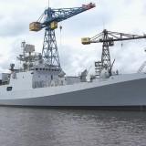 15 фрегатов проекта 22350 и модифицированных 22350М поступят на вооружение ВМФ России