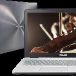 Asus N551JQ — ноутбук с 3D-камерой Intel RealSense
