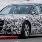 Автомобили Audi A8 с автопилотом появятся в продаже в 2016 году