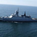 В этом году на вооружение ВМФ поступят 2 корвета проекта 20380