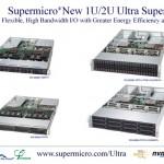 Supermicro обновила модельный ряд серверов
