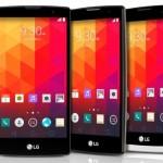 LG представила четверку смартфонов среднего уровня