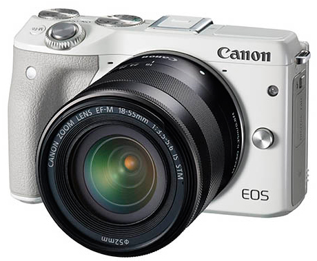 Canon-EOS-M3-mirrorless-camera