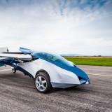 В 2017 году на дорогах появятся летающие автомобили