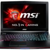 MSI представила ноутбуки GE72/GE62 Apache с новой графикой NVIDIA