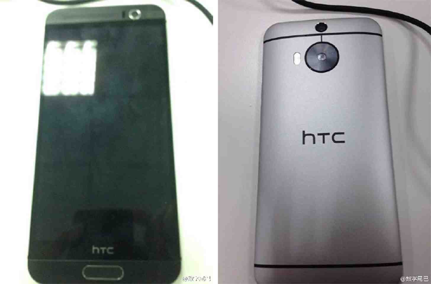 HTC-One-M9-Plus--HTC-Desire-A55-leaked-images