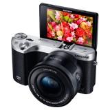 Samsung NX500 —  улучшенная беззеркальная камера