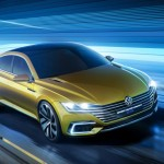 Volkswagen представил концепт Sport Coupe Concept GTE