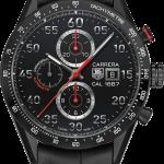 Швейцарская компания Tag Heuer выпустит в этом году умные часы