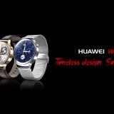Huawei представила в Барселоне смарт-часы