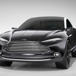 Aston Martin представила свой ответ Tesla Model X