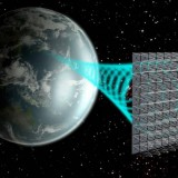 Японцы разрабатывают технологию получения солнечной энергии из космоса