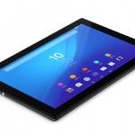 Sony представила новый планшет Xperia Z4 Tablet