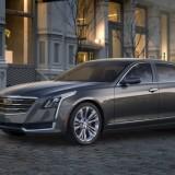 Cadillac представила флагманский автомобиль CT6