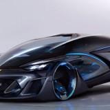 Chevrolet FNR — концепт автомобиля будущего