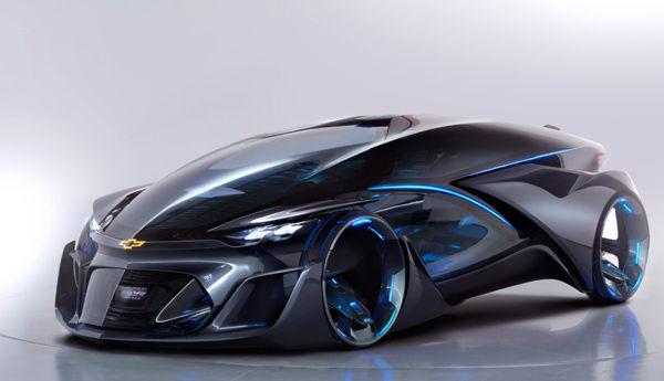 концепт автомобиля будущего