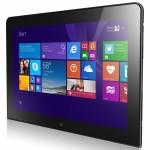 Lenovo обновила планшет ThinkPad 10 процессорами Intel Atom x5, x7