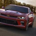 Chevrolet представила новое поколение Camaro