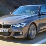 BMW представила обновленную 3 серию
