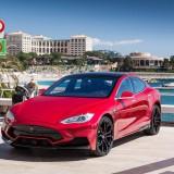Российская компания Larte хочет довести мощность Tesla Model S до 900 лс
