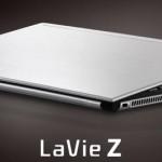 Lenovo LaVie Z — ноутбук весом всего 780 грамм