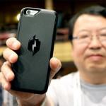 Чехол будет заряжать ваш смартфон от радиоволн