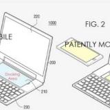 Samsung патентует док-станцию для смартфонов в виде ноутбука