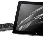 VAIO выпускает высококлассный планшет Z Canvas