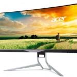 Acer XR341CK — изогнутый 34-дюймовый монитор с AMD Free Sync