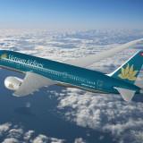 Boeing 787 Dreamliner взлетает почти вертикально (Видео)