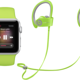 Apple представила беспроводные наушники для часов Watch Sport
