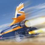В ноябре начнутся испытания сверхзвукового автомобиля Bloodhound