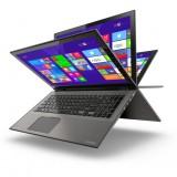 Toshiba выпустила гибридный ноутбук Satellite Radius с дисплеем 4K