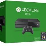 Microsoft представила новую версию консоли Xbox One с 1 Тбайт памяти
