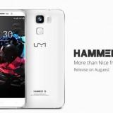UMI Hammer S — китайский смартфон с USB Type-C всего за $130