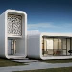 В Дубаи планирует построить офис с помощью 3D-принтера