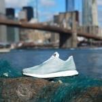 Adidas создала кроссовки из океанического мусора