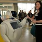 Робот по имени Моби стал сотрудником Билайн