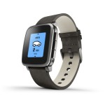 Умные часы Pebble Time Steel доступны для предварительного заказа