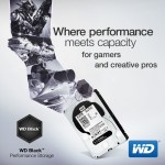 Western Digital выпустила 6-Тбайт жесткий диск для геймеров