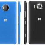 Опубликованы изображения и характеристки новых флагманских смартфонов Microsoft